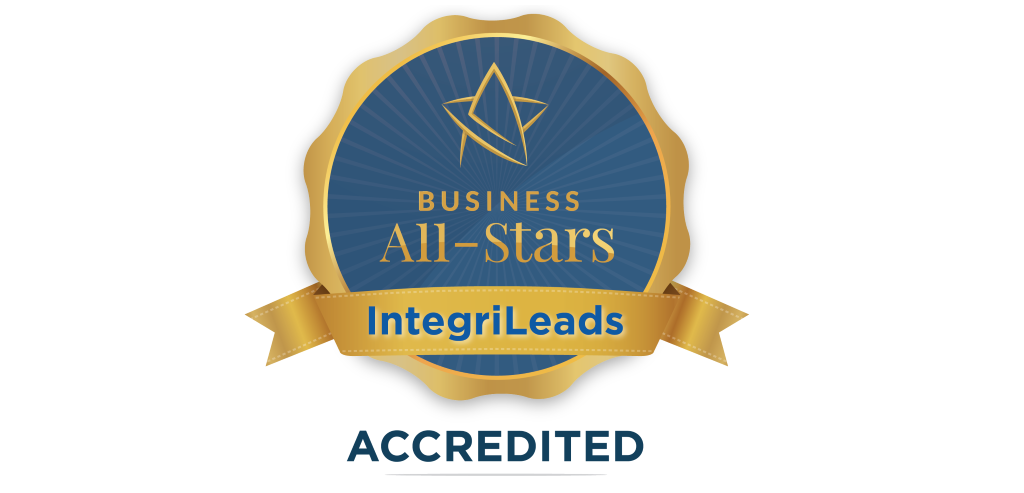 Awarded the Business All Stars Badge